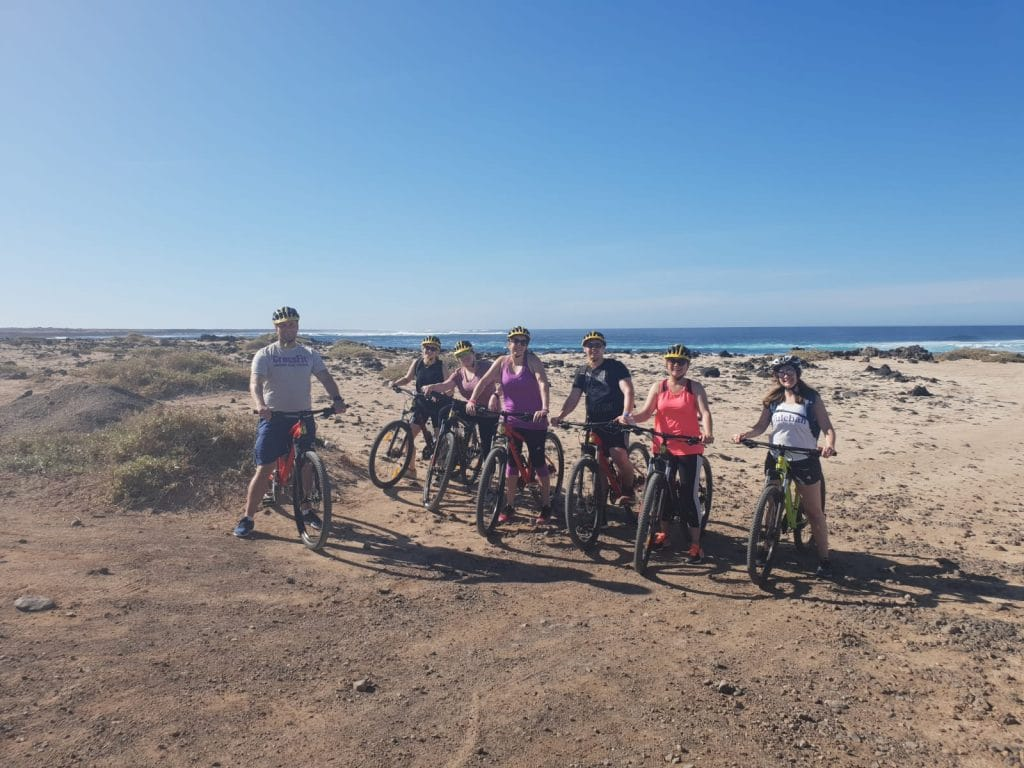 Fuerteventura fitness holiday