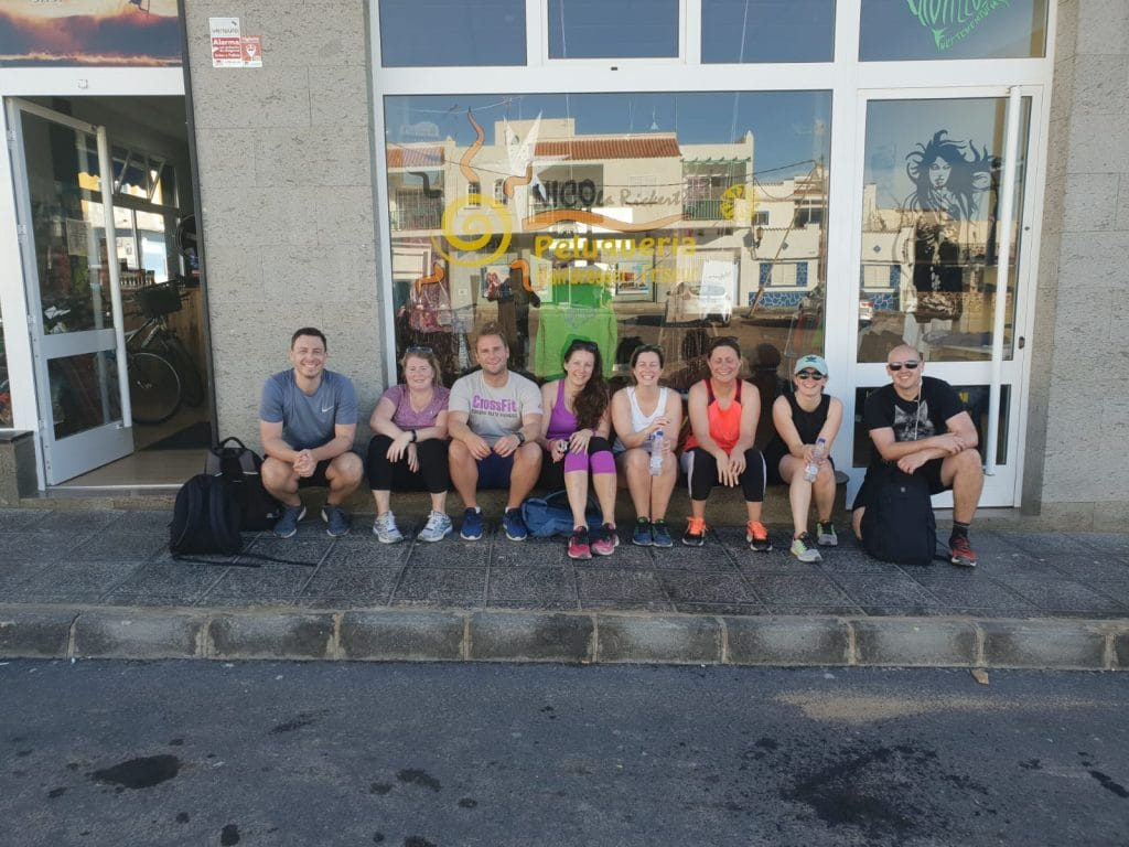 Fitness Holiday Fuerteventura